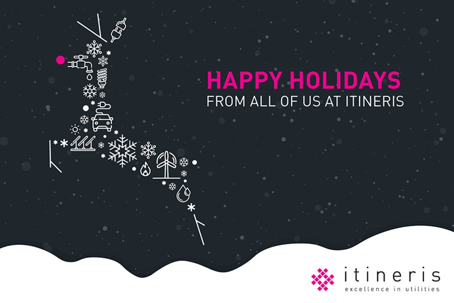 Itineris wishes you a happy 2021