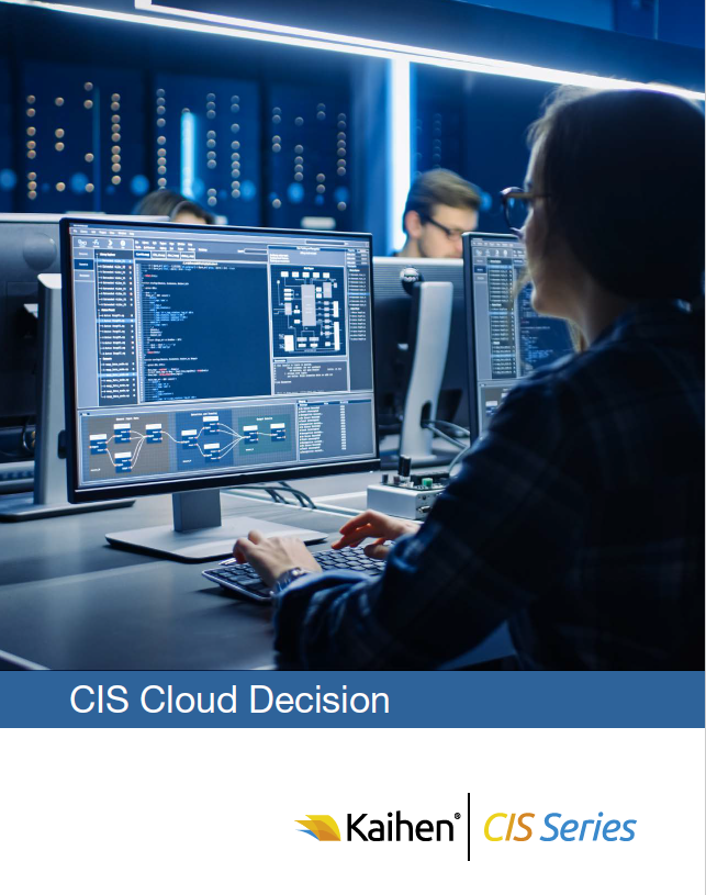 CIS Cloud Decision