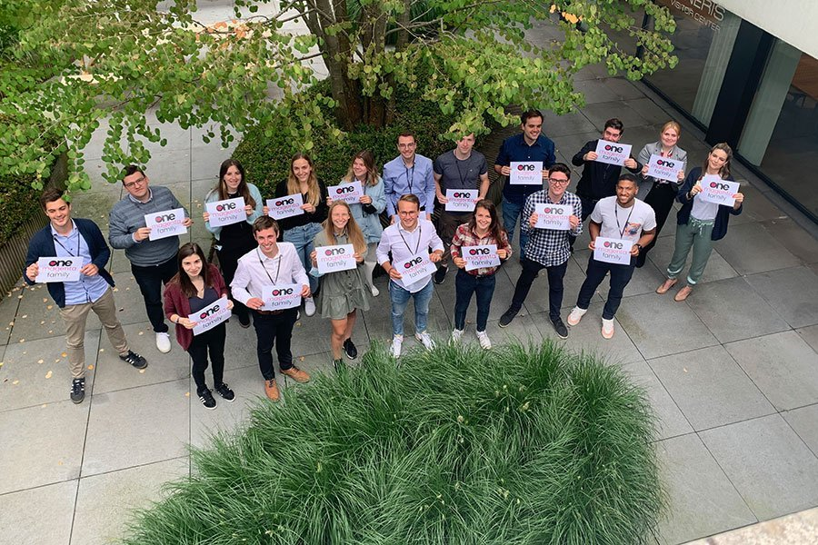 Welcome to Itineris - 18 new employees joined us in September 2021